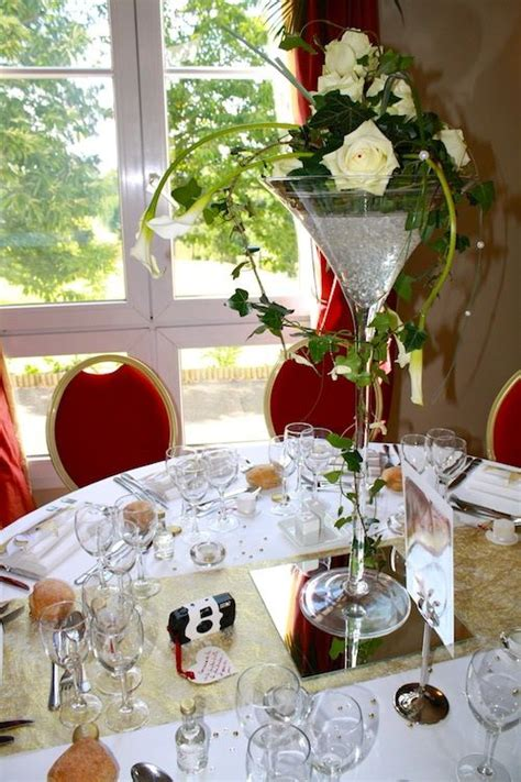 location vases martini d 233 coration table mariage magny en vexin 95420 mariage deco a louer