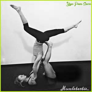 2 People Yoga Poses