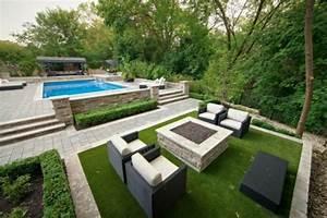 kunstrasen fur balkon terrasse oder garten tolle With feuerstelle garten mit künstliches gras für balkon
