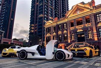 Luxury Shanghai Lifestyle Bulgari Club
