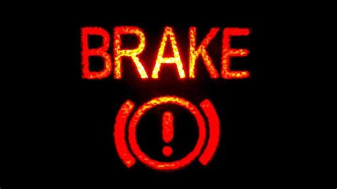rv tech savvy brake warning light motorhome magazine