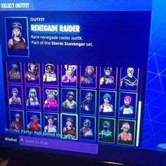 fortnite season  account og  images fortnite