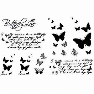 Ecriture Tatouage Femme : tatouage ecriture tatouage papillon faux tatouage ~ Melissatoandfro.com Idées de Décoration