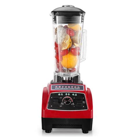 cuisine blender 2hp 2l heavy duty commercial blender 33000rpm professional