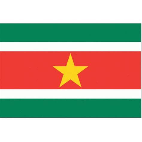 vlaggen suriname surinaamse vlag xcm voordelig kopen