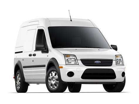 2012 Ford Transit Connect News and Information