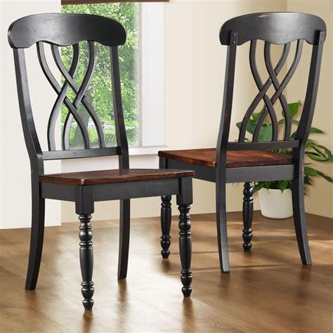 oxford creek simple countryside chairs  blackoakset