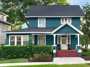 9, Top, Home, Exterior, Color, Palette, Trend, 2020