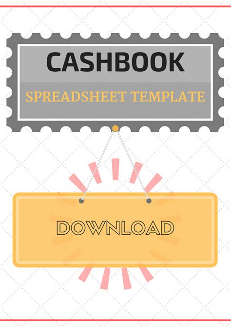 cashbook page template bookkeeping forms and bookkeeping templates