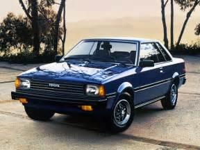 1980 Toyota Corolla SR5 Coupe