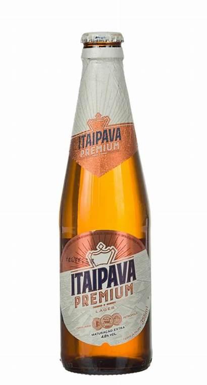 Itaipava Premium Cerveja 355ml Pilsen Neck