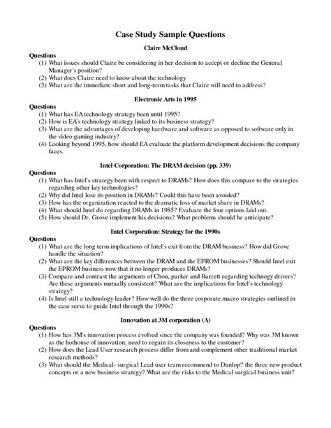 business template business study exles resume