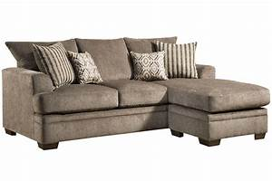 lynwood chenille sectional with moveable chaise at gardner With sectional sofas with chaise chenille