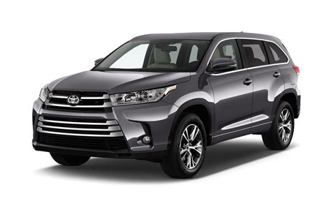 toyota highlander reviews research   models