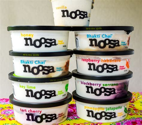 Noosa Yogurt Pineapple Nutrition Facts   Besto Blog