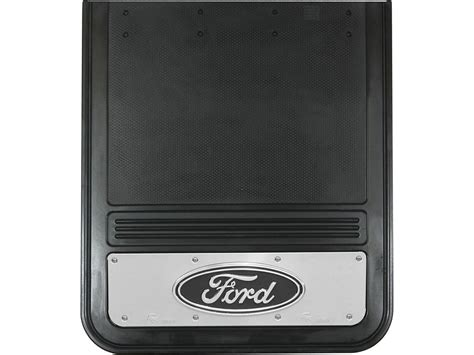 Ford Mud Flaps by Gatorback Mud Flaps Black Ford Oval 21 Quot X24 Quot Dually