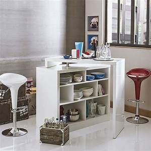 Meuble Pour Petit Appartement : chock bar table moderne bar de salon autres p rim tres par alin a mobilier d co ~ Maxctalentgroup.com Avis de Voitures