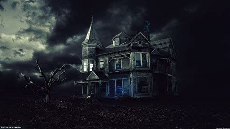 Background Haunted House haunted house wallpapers wallpaper cave