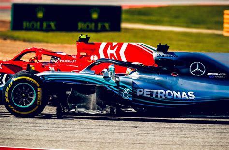 'Mercedes' Amerikā cīnījušies ar vairākām problēmām : F1LV ...