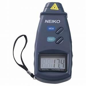 Diagnostic & Testing Tools - Neiko Digital Laser Photo