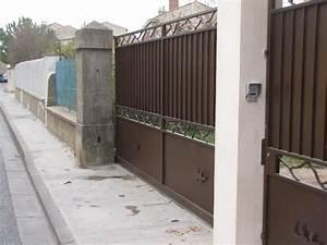 Comment Poser Un Portail : comment peindre un portail en fer forg ~ Premium-room.com Idées de Décoration