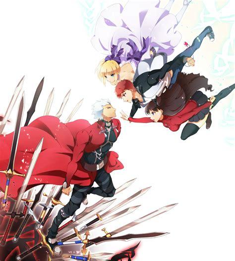 wallpaper illustration anime graphic design fate stay