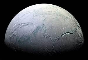 NASA explores Enceladus, Saturn's inhabitable ice volcano ...