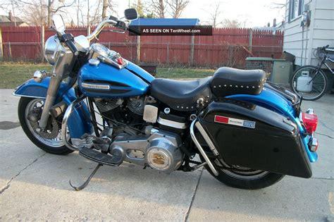 1976 Harley Davidson Flh by 1976 Harley Flh Shovelhead Electraglide