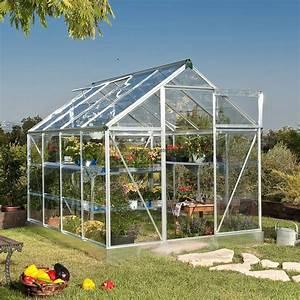 Serre De Jardin Polycarbonate : serre polycarbonate ~ Dailycaller-alerts.com Idées de Décoration