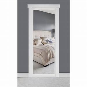 Single Closet Door  Reversed