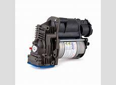 Air suspension compressor automatic level control for BMW