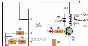Programmable Temperature Controller Circuit For Reptile Racks