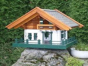 Vogelvilla Selber Bauen : vogelhaus handarbeit vogelvilla oder vogelfutterhaus ~ Markanthonyermac.com Haus und Dekorationen
