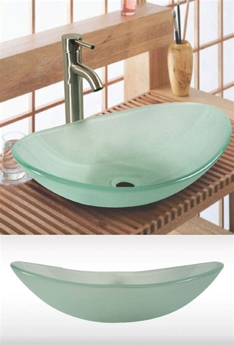 Glass Bathroom Vessel Sinks by 17 Best My Guest Bath Images On Guest Bath