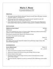 phlebotomist resume no experience resume exle 2016 phlebotomy resume exles phlebotomy resume exle phlebotomy resume