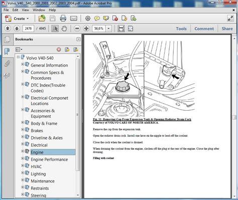 volvo        repair manual