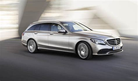 Modifikasi Mercedes C Class Estate by Mercedes C Class 2018 Saloon And Estate Cars Revealed