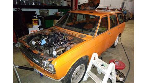 V8 Datsun 510 by Your Projects Turbocharged V8 Datsun 510 Wagon News