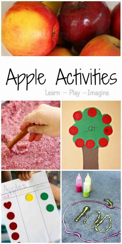 25 on learning activities with an apple theme 773   ddaaabe9985344e3c5e870bc4133c809