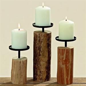 Kerzenständer 3er Set : kerzenleuchter tempe 3er set kerzenst nder kerzenhalter ~ Watch28wear.com Haus und Dekorationen