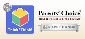日本の教育アプリで唯一の銀賞受賞!「Think!Think!」がアメリカで最も歴史ある非営利教育評価機関による ...
