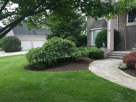 beautiful residential landscapes residential landscaping pro edge lawn care