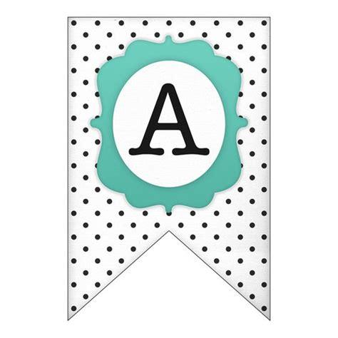 banners free printable and polka dots on pinterest