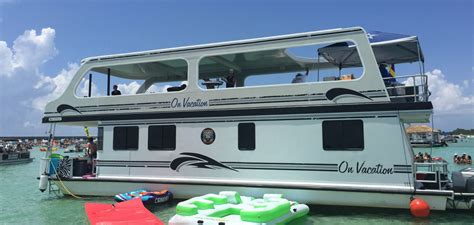 52ft Boat by Louisiana Houseboats Inc 52ft Catamaran 2002 For Sale For