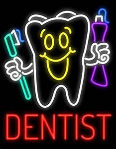 Dentist Neon Sign Made In USA Amazon