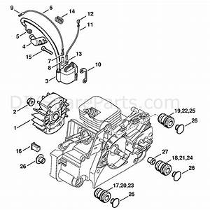 Stihl 034 Av Parts Diagram  Stihl  Wiring Diagram Images