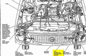2005 Mercury Mountaineer Coolant Temperature Gauge Wiring