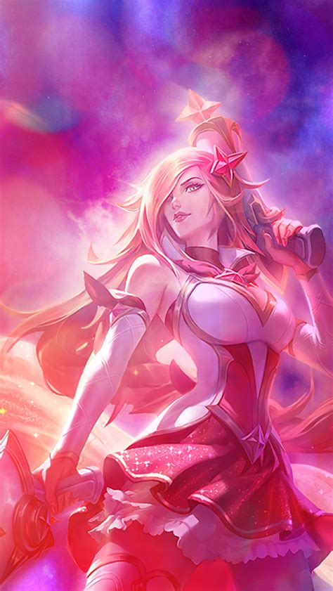 lol guardian miss fortune phone wallpaper by