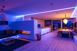 Ambient Lighting: Utilize LED Lights to Set The Mood Of ...