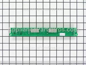 Ge Wr55x10982 Board Asm Temp Control